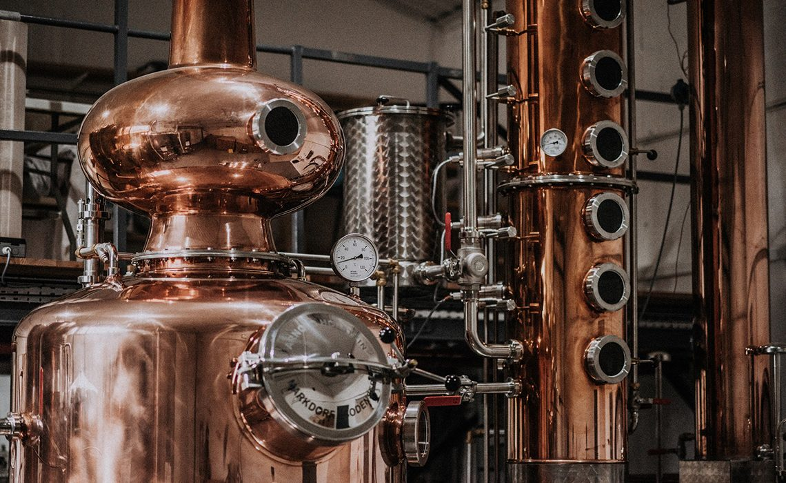 Black Cow Vodka Distillery 2