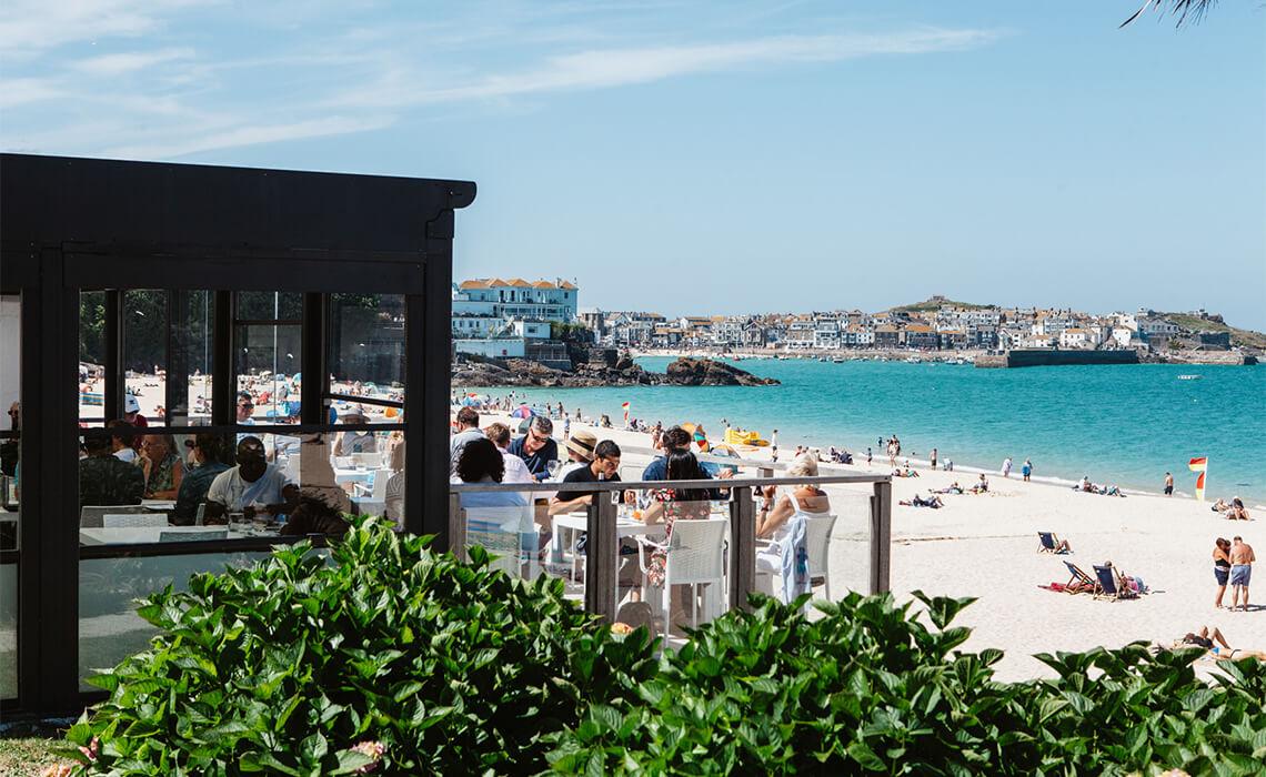 Porthminster Beach Cafe main image