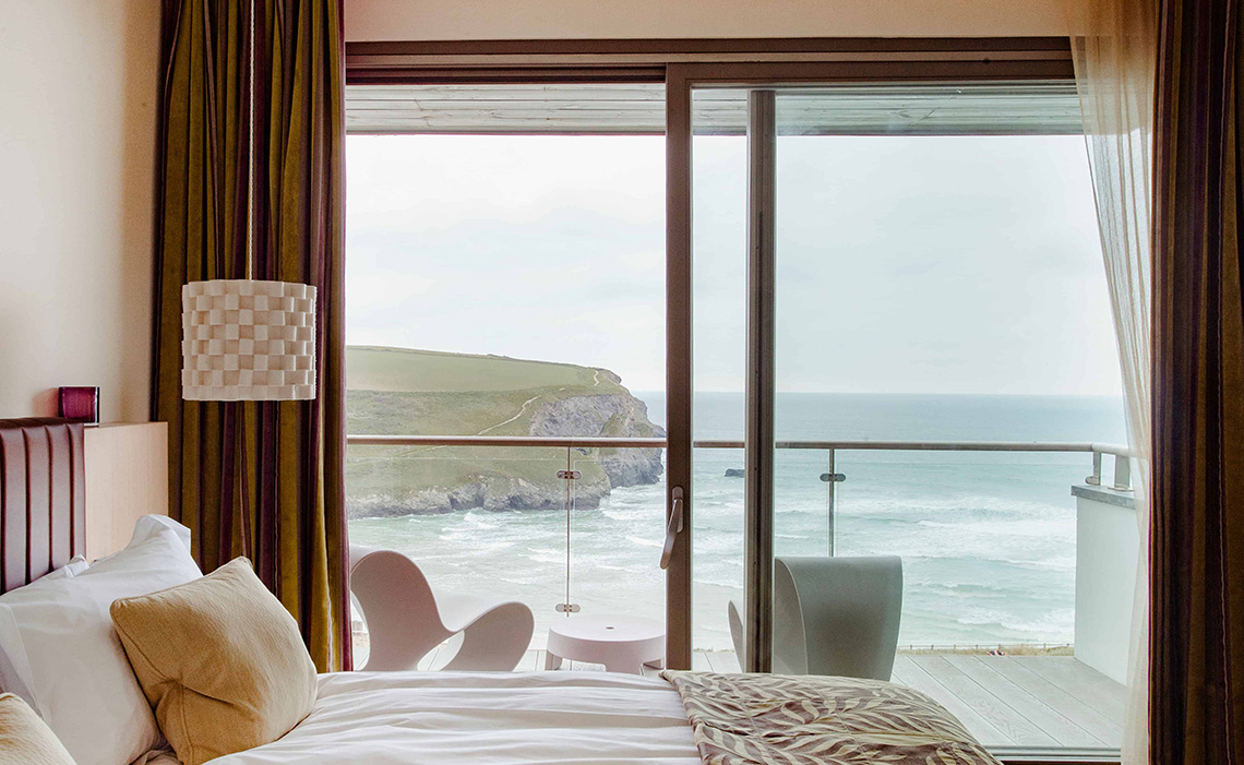 The Scarlet Hotel Cornwall