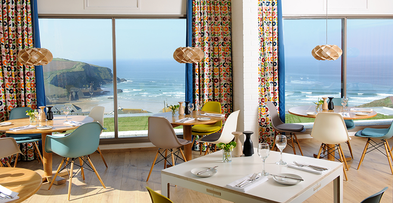 Bedruthan Hotel Cornwall