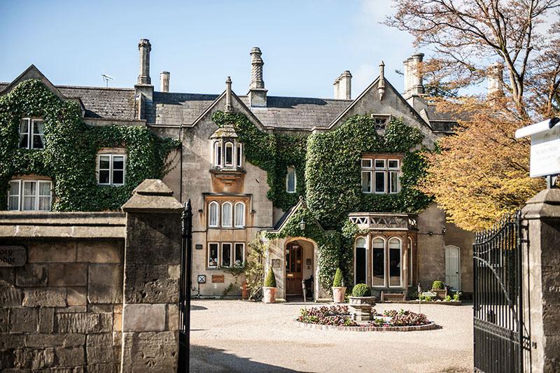 Bath Priory Hotel