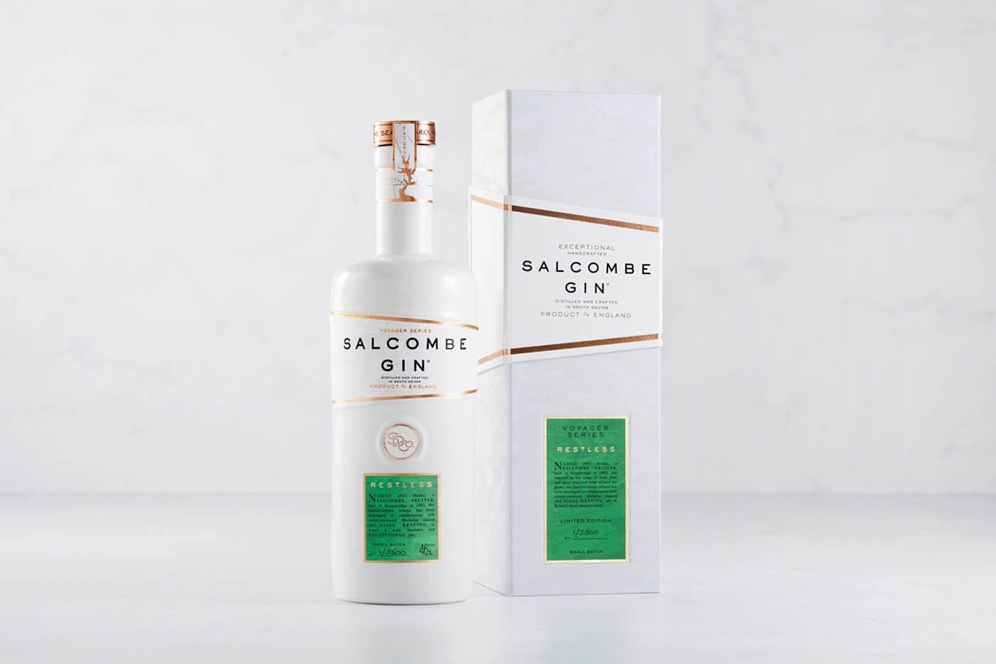 Salcombe Gin Restless