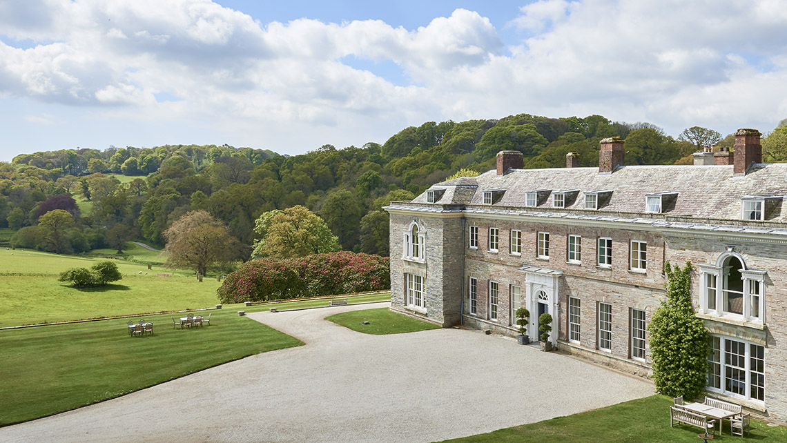 Boconoc Estate Cornwall