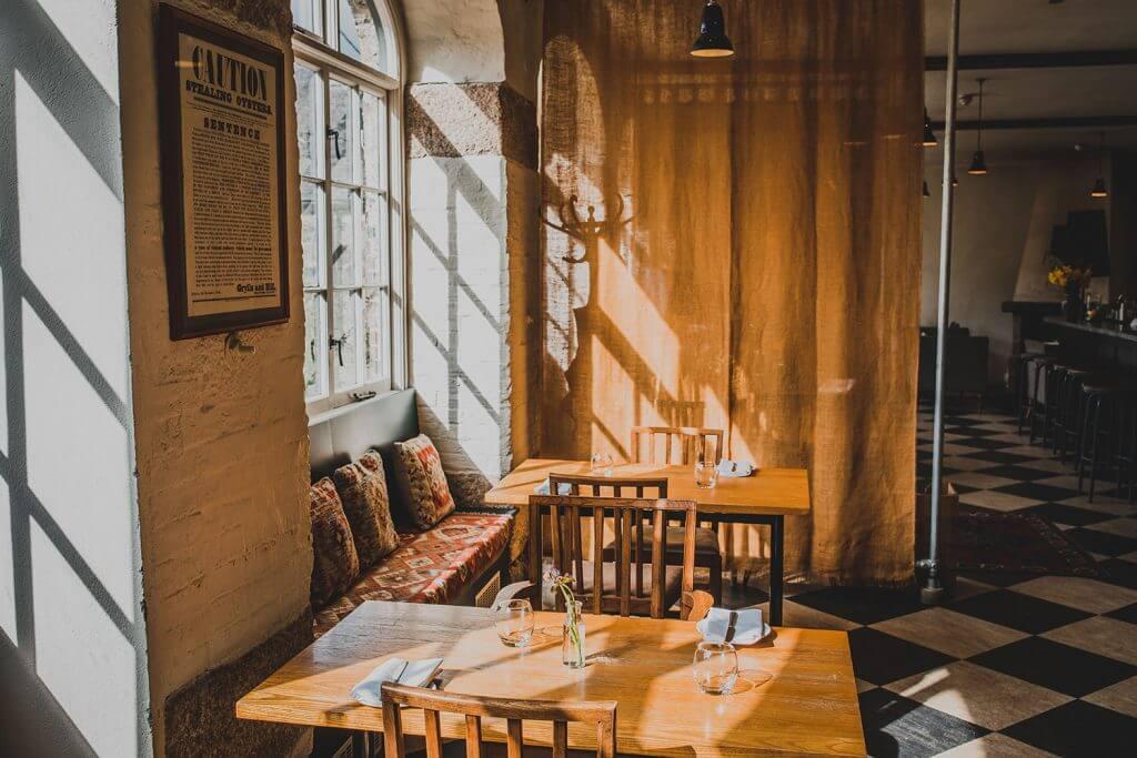 New Yard Restaurant Helston