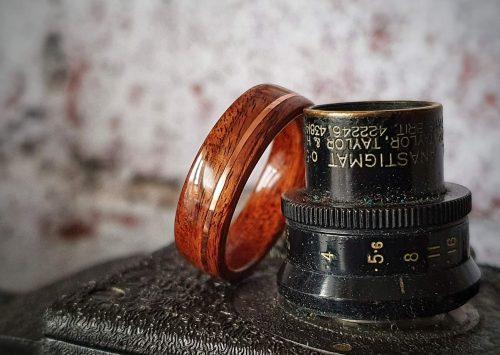 GM woodstock wooden rings