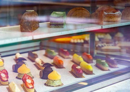 Café Patisserie Glacerie Exmouth