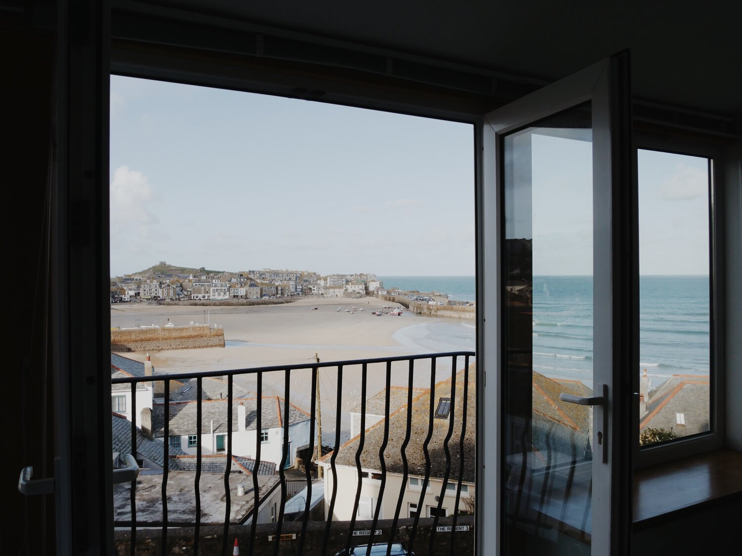 Harbour View House st ives