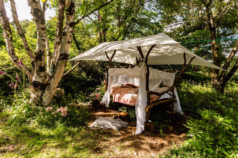Midsummer Meadow Bed Dartmoor