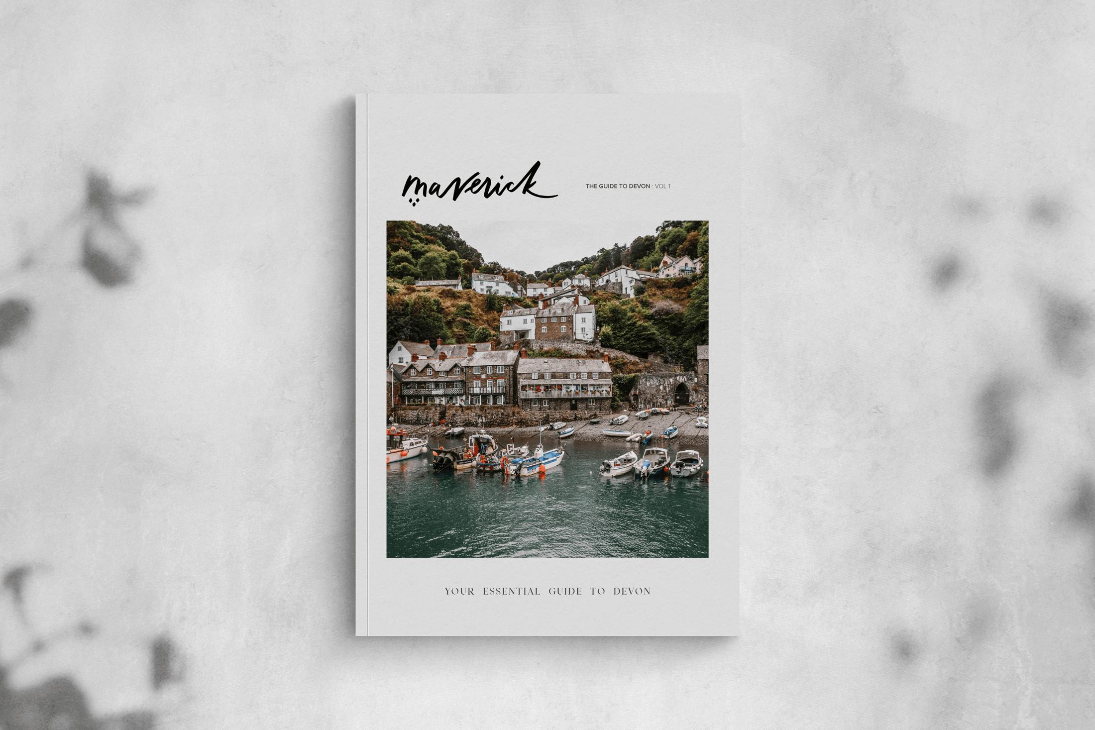 The Maverick Guide to Devon